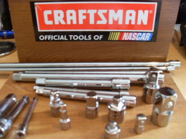NEW CRAFTSMAN 1/4