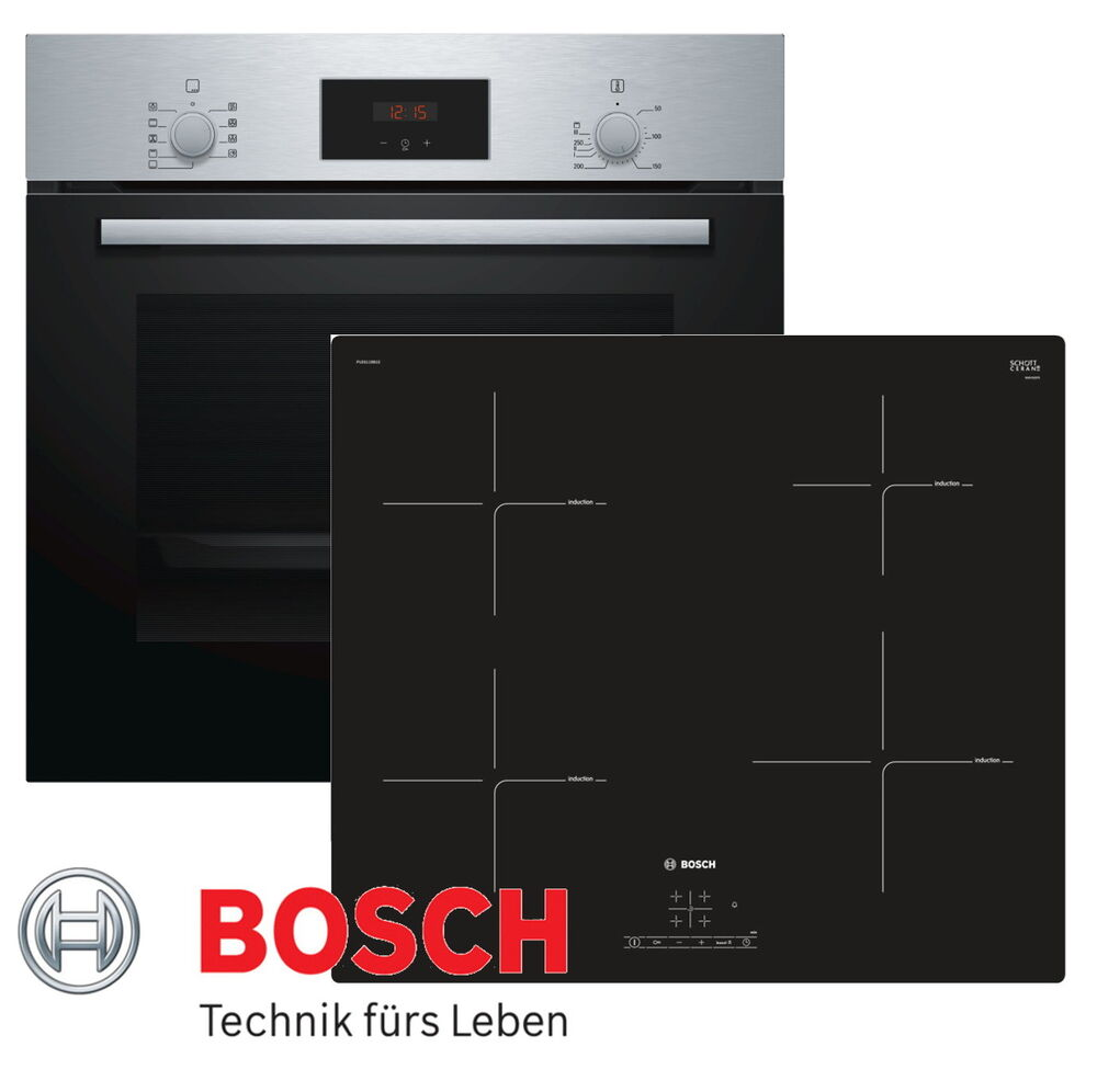 induktion herd set bosch einbau backofen induktion. Black Bedroom Furniture Sets. Home Design Ideas