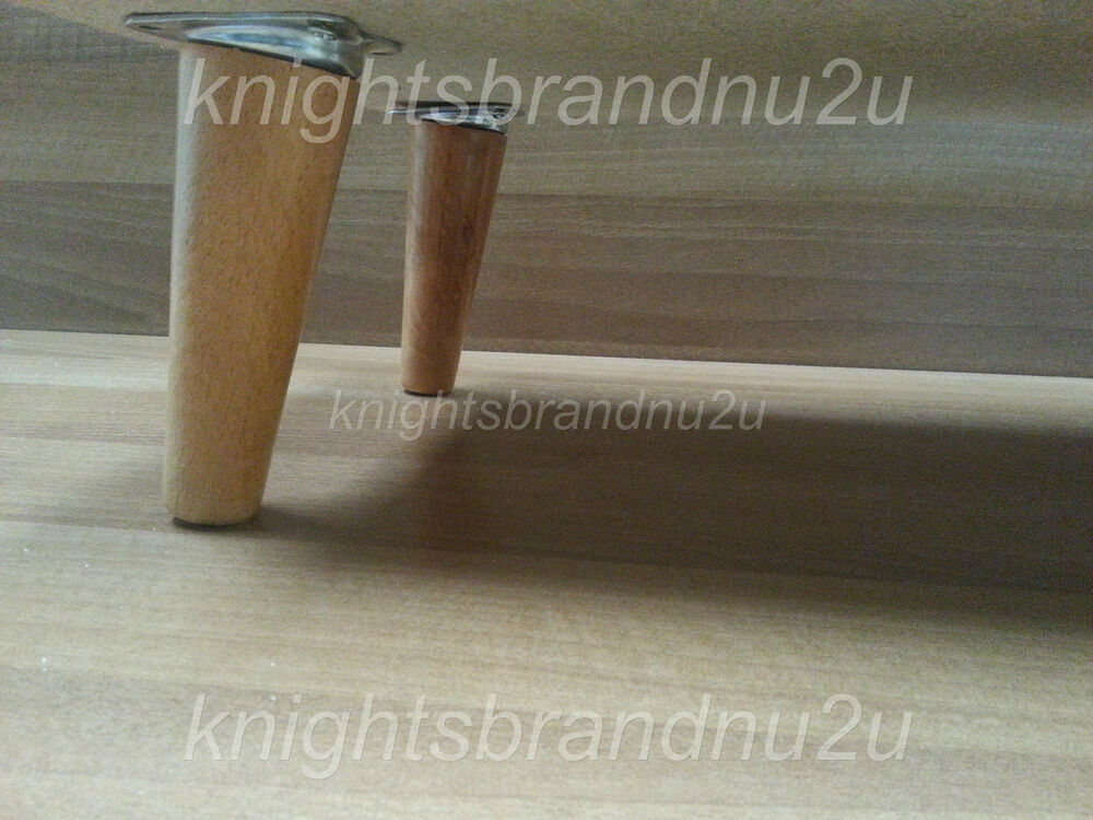 Angled Leg Fixing Plate Mounting Plate Tables Sofas