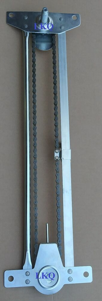 Kenworth a model cabover new window regulator right for Right window
