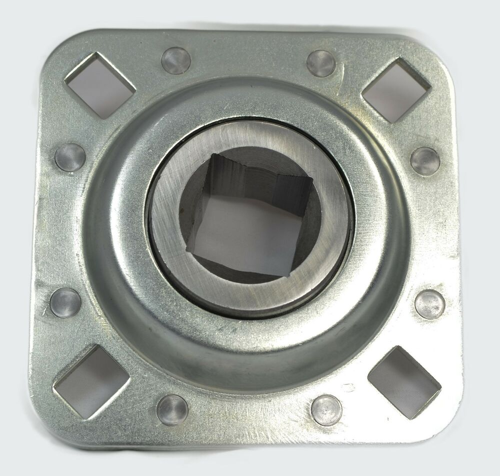 3 4 Square Bore Bearings : Fd rk disc harrow bearing unit quot square bore dhu