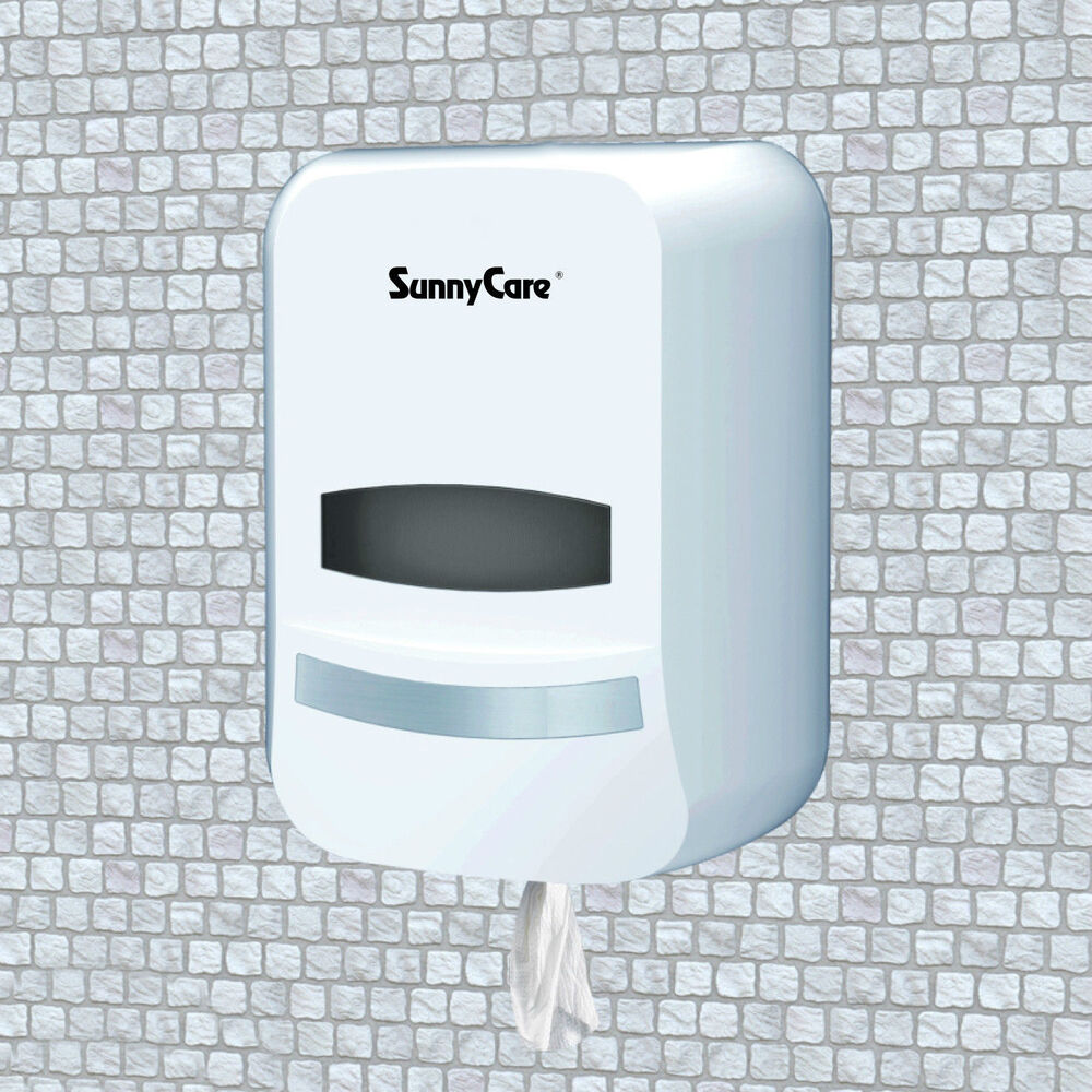 Sunnycare 8030w white center pull paper hand towel
