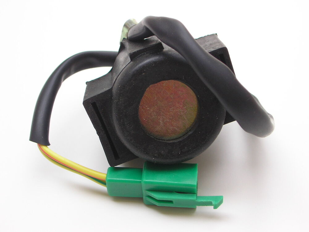 solenoid switch starter relay scooter gy6 4stroke 50. Black Bedroom Furniture Sets. Home Design Ideas