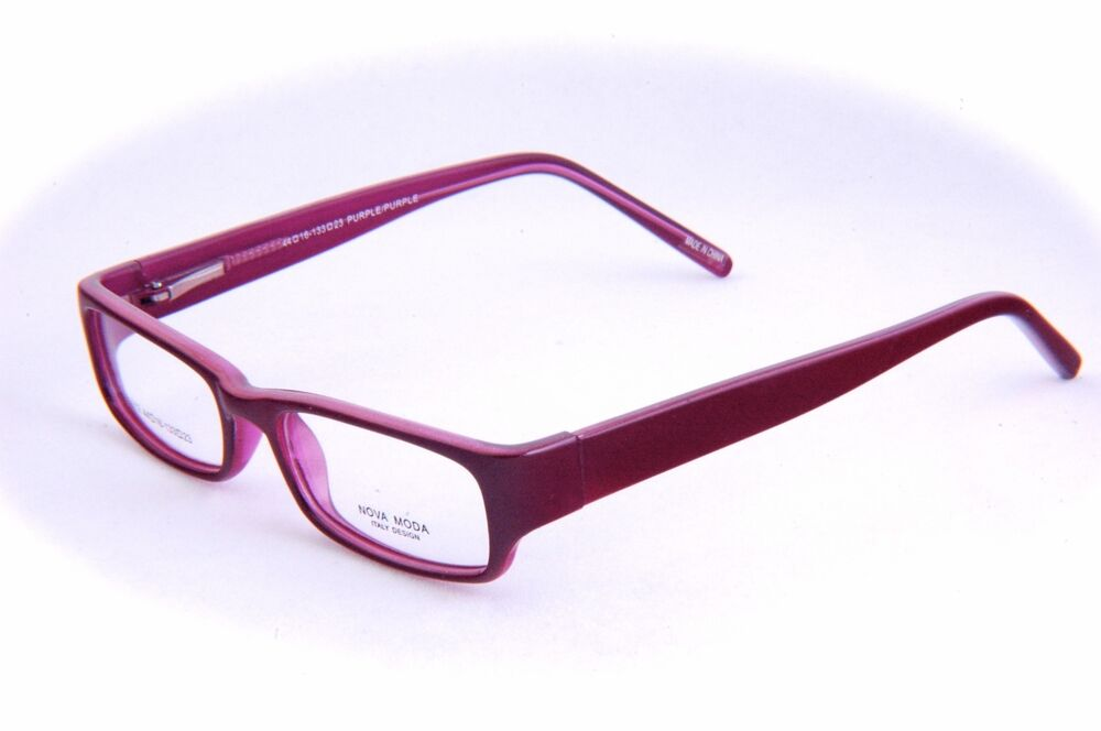 kids eyeglasses frames Full Frame Glasses Purple Color ...