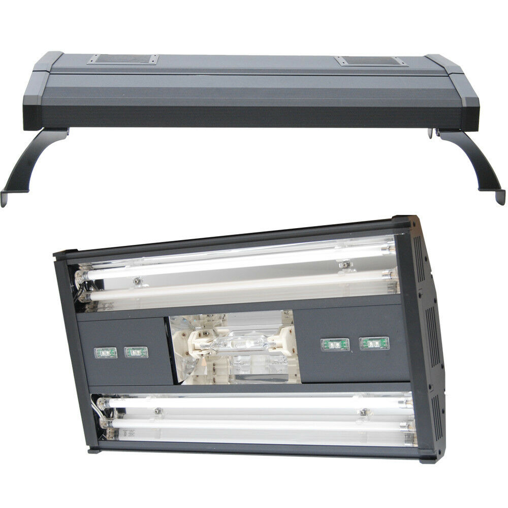 "Mh 48 Metal Halide T5 Aquarium Light 716w Coral Reef: MH 36"" Metal Halide T5 Aquarium Light Reef Marine Coral"