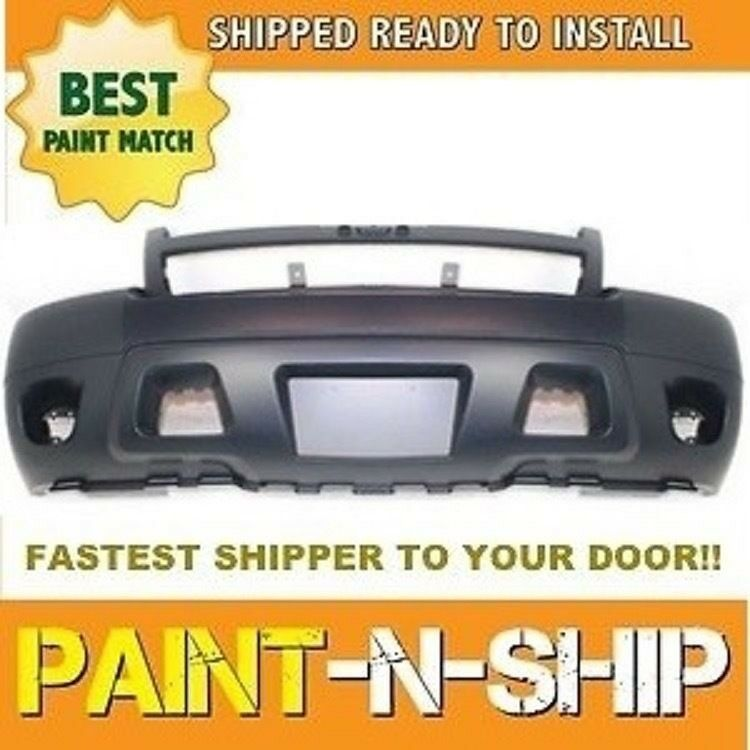 Fits 2007 2008 Chevy Tahoe Suburban Avalanche Front Bumper