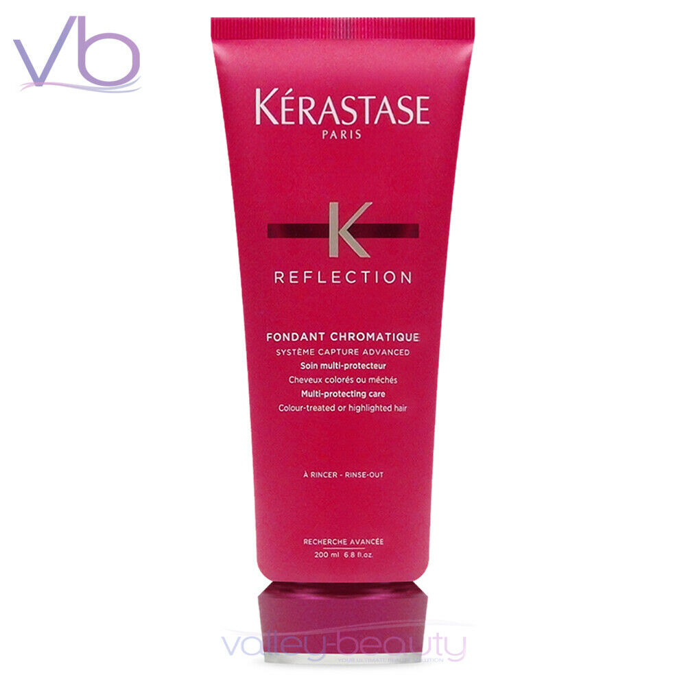 Kerastase reflection fondant chroma captive 200ml for Kerastase reflection bain miroir 1 shine revealing shampoo
