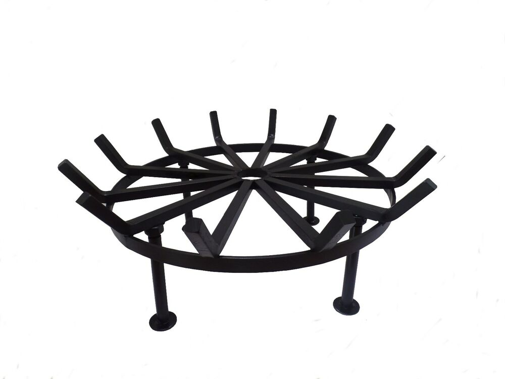 Heavy Duty Round Grates For Outdoor Fire Pits Free Log H