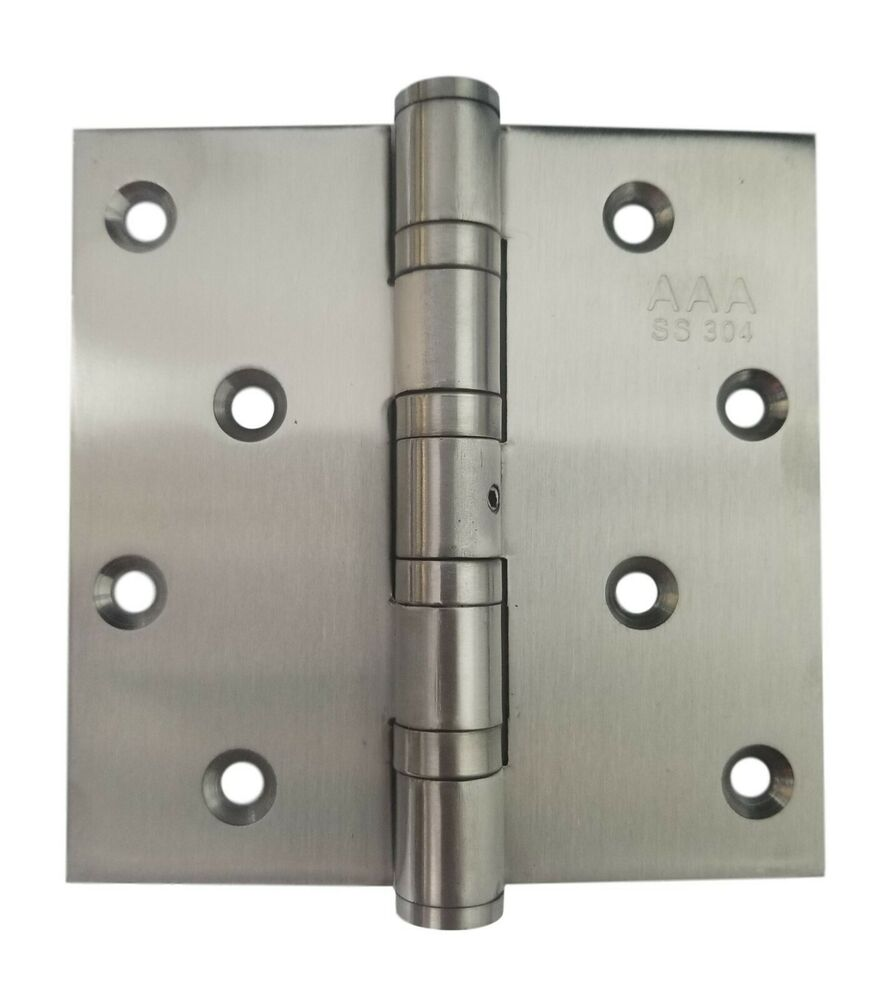 Stainless Steel 304 Door Hinge 3 Security Pin 4 Quot X4 Quot X2