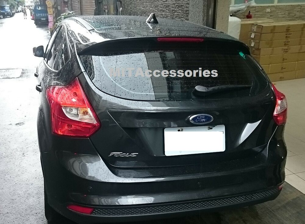 Mit Ford Focus 2012 2015 5 Door Hatchback Shark Fin Antenna Cover Color Painted Ebay
