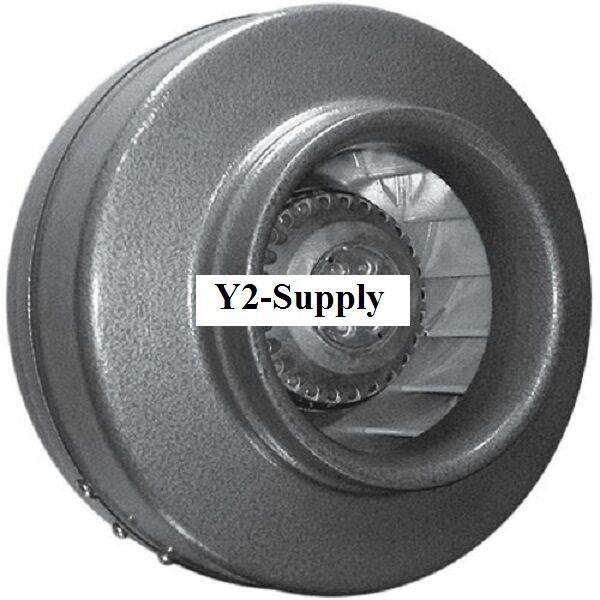 Vortex Inline Fans : New vortex inline duct blower fan quot ebay