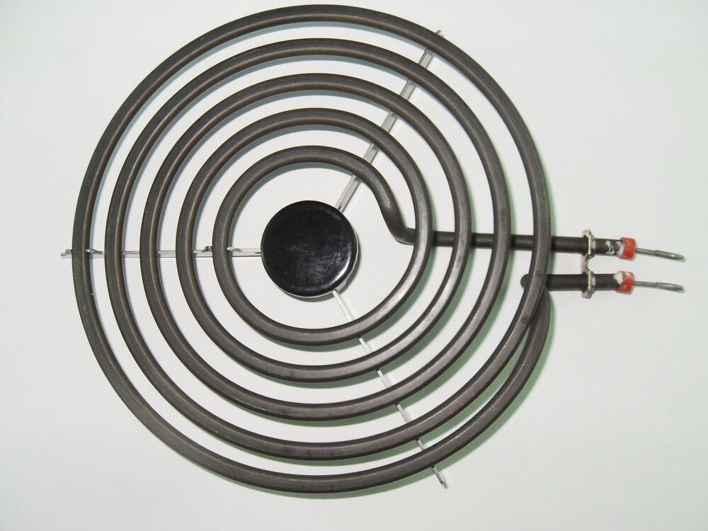 Electric Coil Stove ~ Mp ya quot electric range coil burner for whirlpool