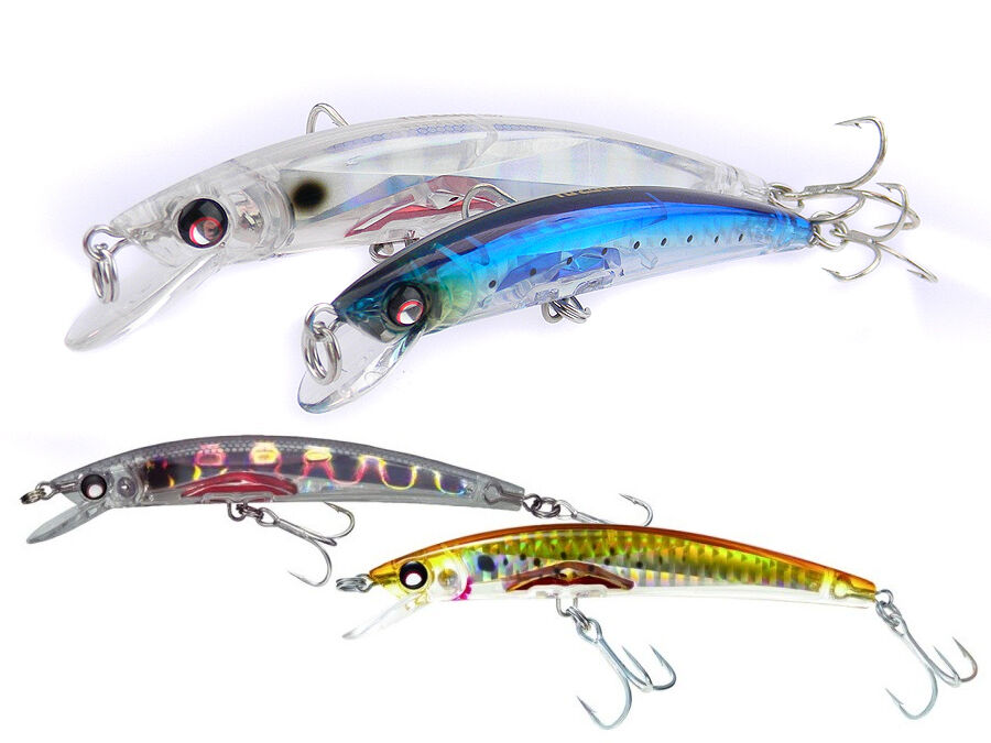 воблер yo-zuri 3d minnow flash finish