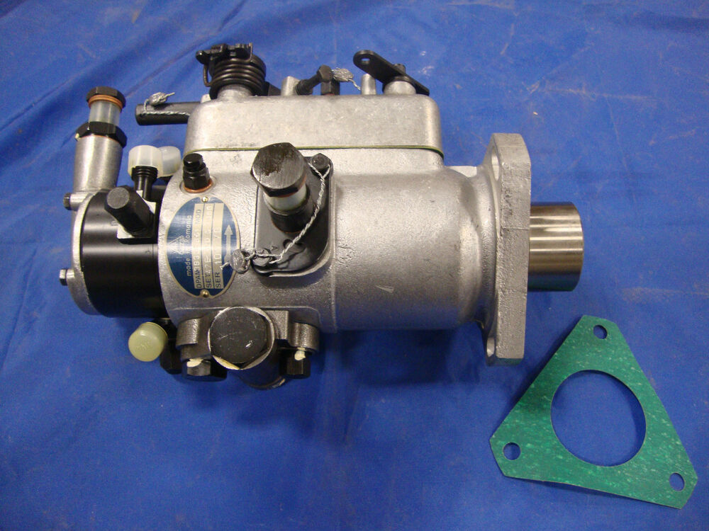 Tractor Injector Pump : Ford tractor fuel