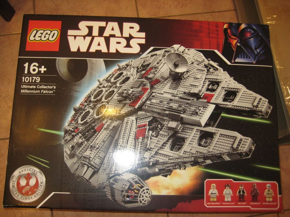 Lego Star Wars Ultimate Collector S Millennium Falcon