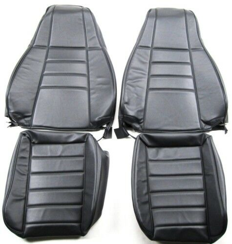 Jeep Tj Parts >> JEEP 1997-2002 TJ WRANGLER FRONT SEATS UPHOLSTERY KIT- NEW | eBay