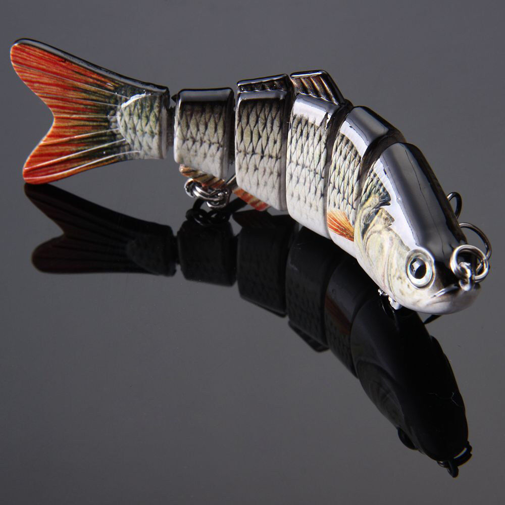 New swimbai jointed fishing lure crankbait bass lure bait for New fishing lures