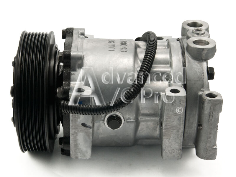 new ac a c compressor fits 1997 2001 dodge ram 1500 v6 3 9l v8 5 2l 5 9l ebay. Black Bedroom Furniture Sets. Home Design Ideas
