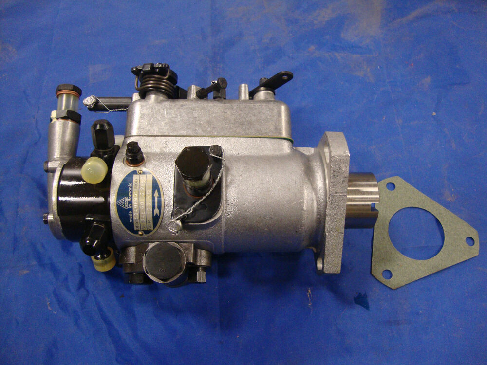 Tractor Fuel Parts : Ford tractor fuel injection pump