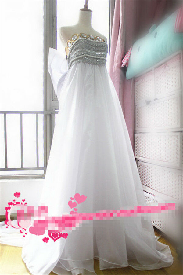 Anime Sailor Moon Princess Serenity Tsukino Usagi Cosplay