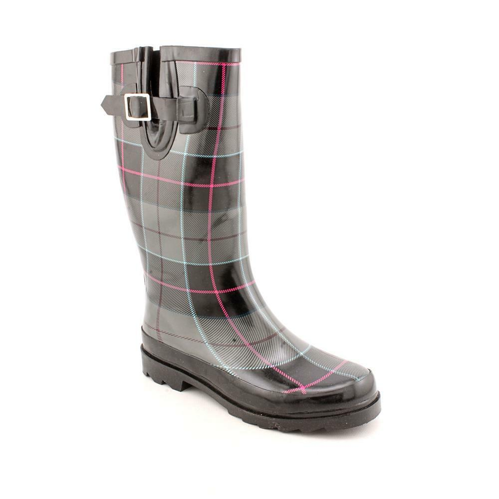 western chief s charcoal seattle plaid rubber