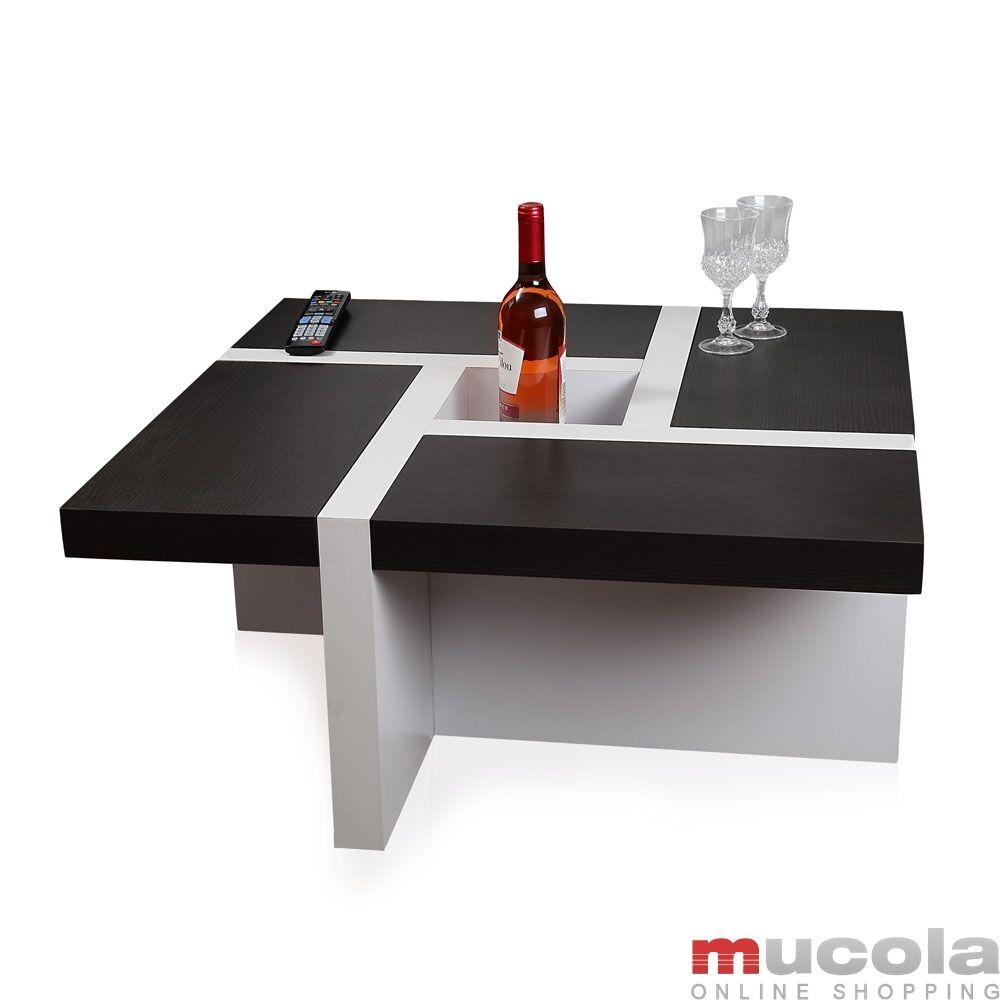 couchtisch beistelltisch wohnzimmertisch tisch glastisch wei schwarz braun ebay. Black Bedroom Furniture Sets. Home Design Ideas