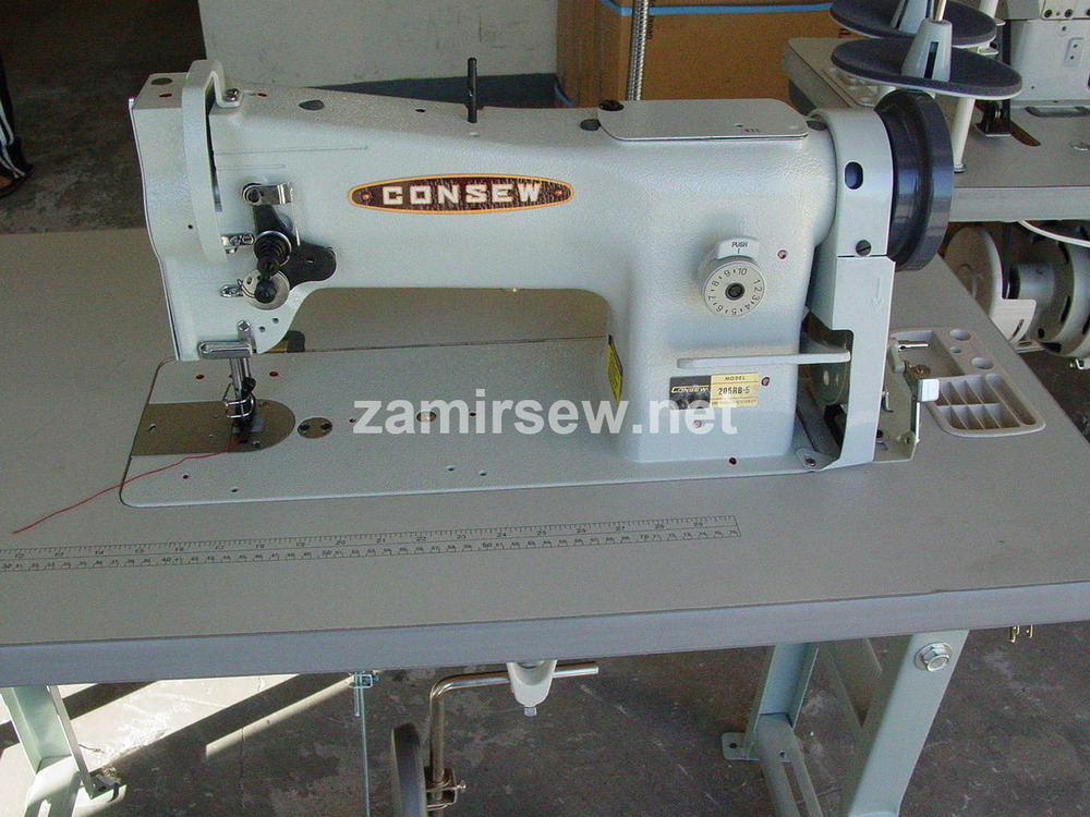 consew walking foot industrial sewing machine