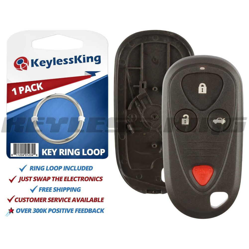 New Replacement Remote Car Key Fob Shell Case For OUCG8D