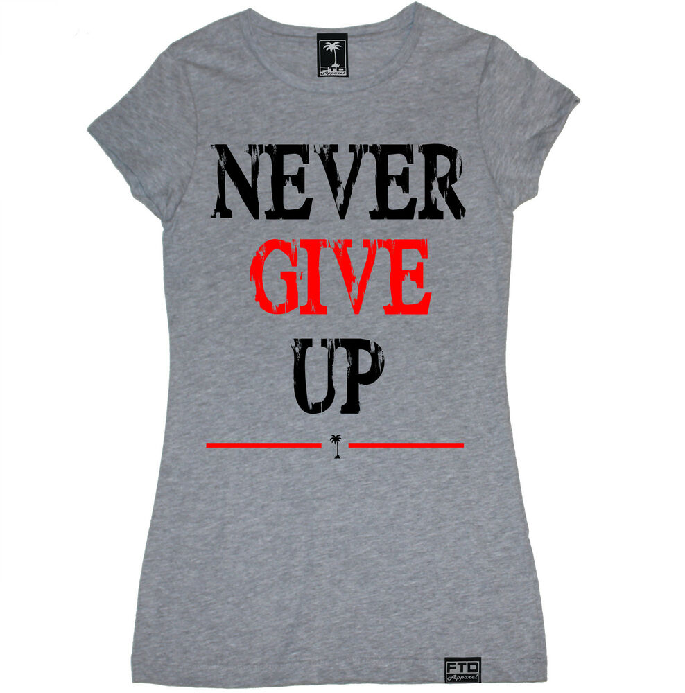 Never give up women t shirt workout mode beast crossfit for Funny crossfit t shirts