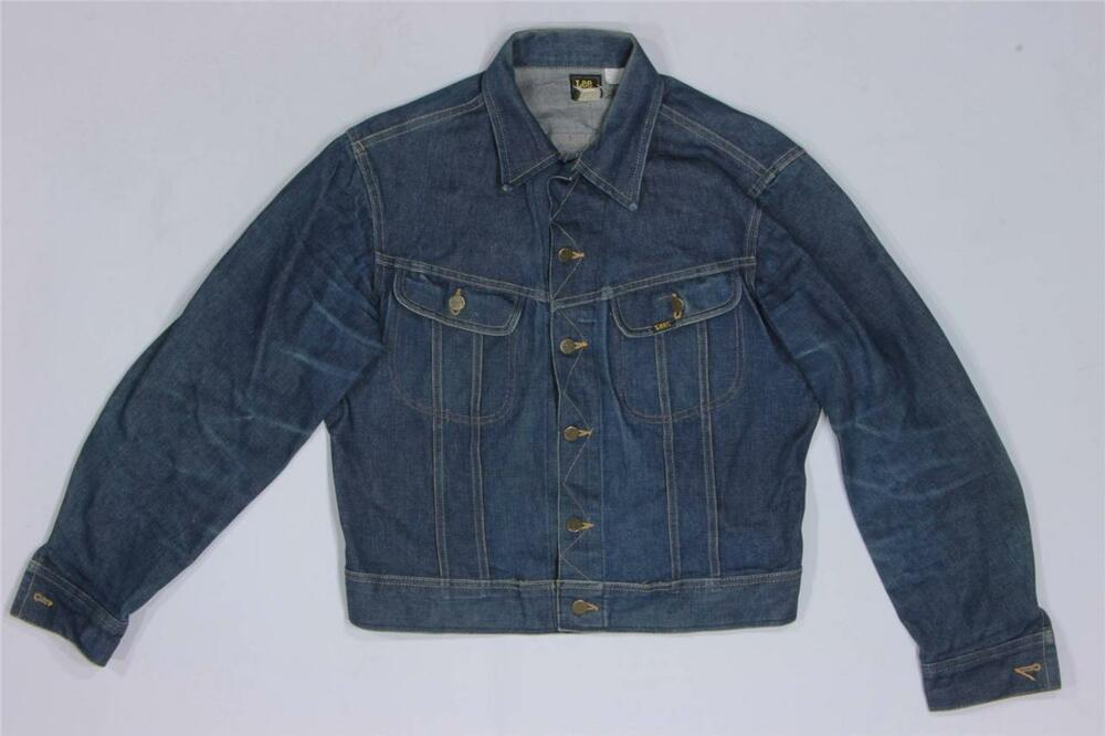 Dating vintage lee jackets