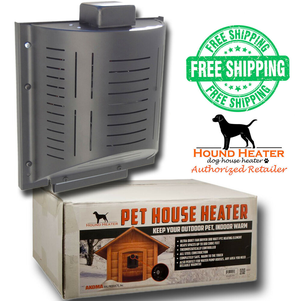 Akoma Hound Heater Dog House Furnace Deluxe Cord Protector