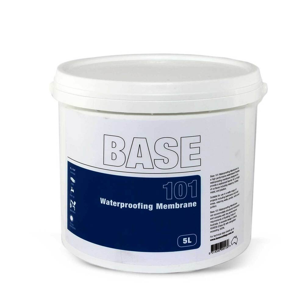 Waterproofing Membrane 5l Waterproofing For Interior And Exterior Ebay