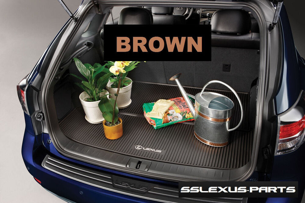 lexus rx350 rx450h 2010 2015 all weather cargo mat. Black Bedroom Furniture Sets. Home Design Ideas