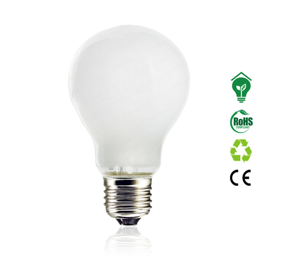 gls pearl light bulb 40w 60w 100w edison screw base e27 lamp 1000 hours ebay. Black Bedroom Furniture Sets. Home Design Ideas