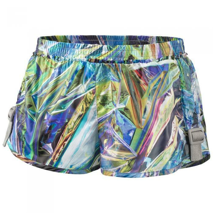 adidas by stella mccartney prism run climalite shorts. Black Bedroom Furniture Sets. Home Design Ideas