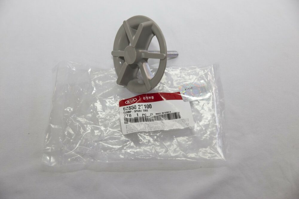 Spare Tire Hold Down Bolt Retainer Clamp Genuine For Kia