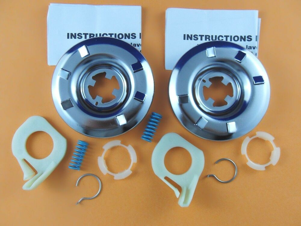 285785 washer washing machine transmission clutch for whirlpool kenmore 2 pack ebay - Whirlpool washer clutch replacement ...