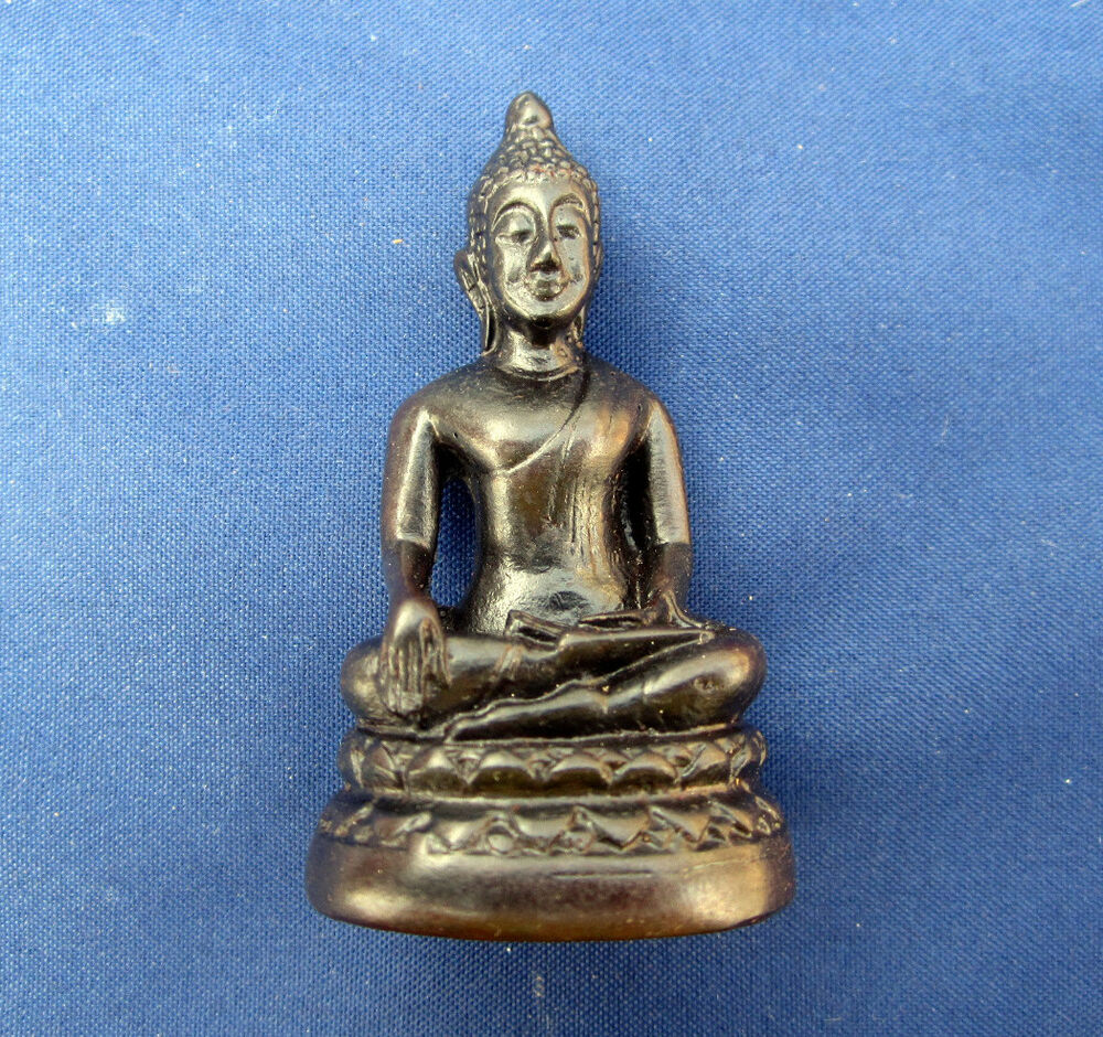 decor gift resin sculpture small buddha seated meditation 2 3 statue figurin ebay. Black Bedroom Furniture Sets. Home Design Ideas