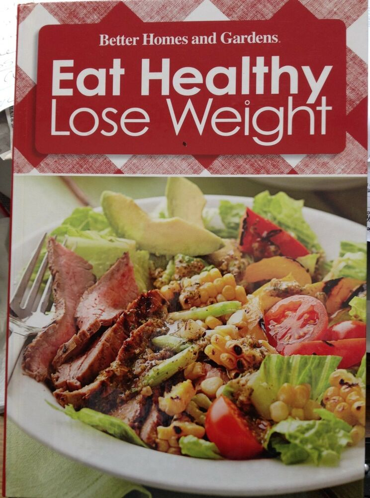 how to eat better and lose weight