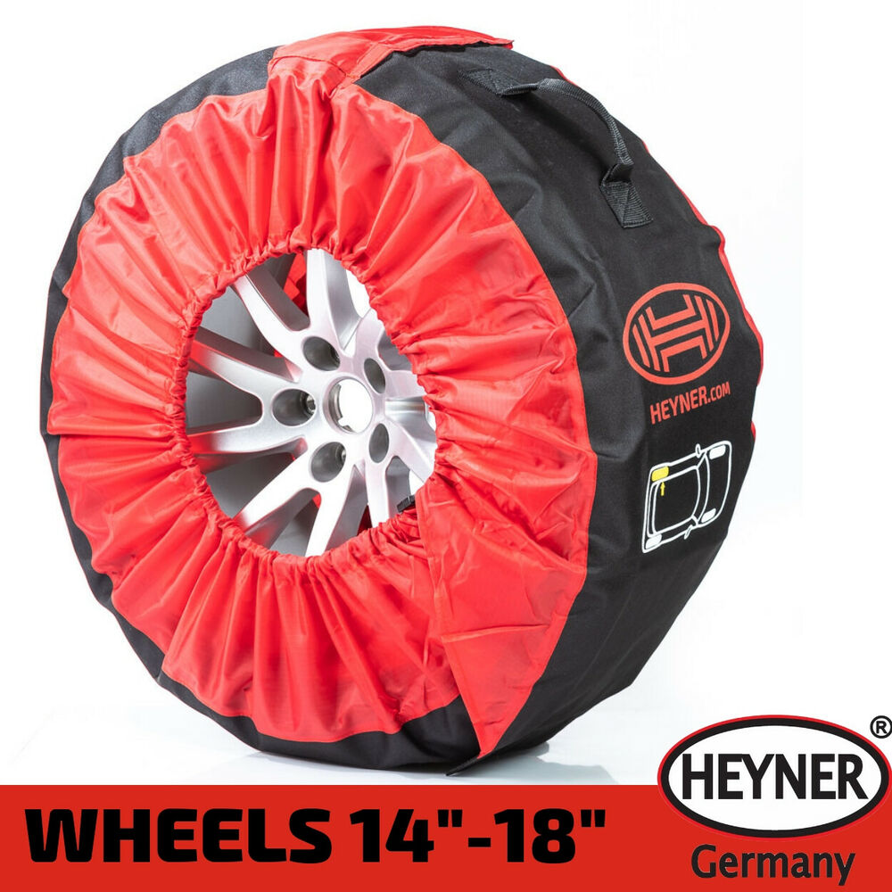 SPARE WHEEL TYRE STORAGE CARRY BAG COVER 14''-18'' 245mm ...