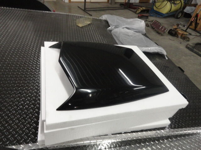 1969 Ford Mustang Boss 429 >> 1969 1970 FOR MUSTANG BOSS 429 HOOD SCOOP AND CABLES | eBay