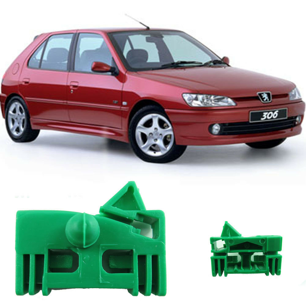 Peugeot 306 electric window regulator clip front right ebay for Right window