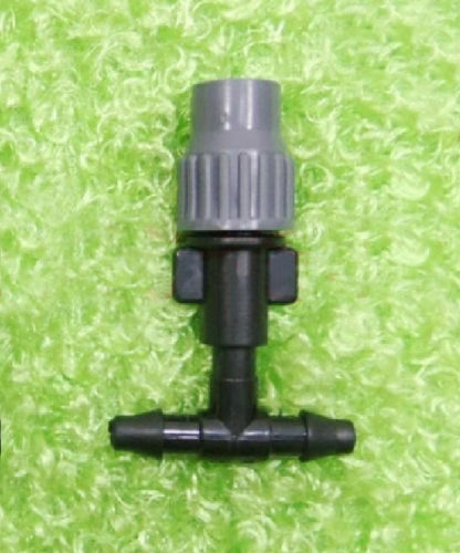 Pcs adjustable spray nozzle sprinklers for water flower