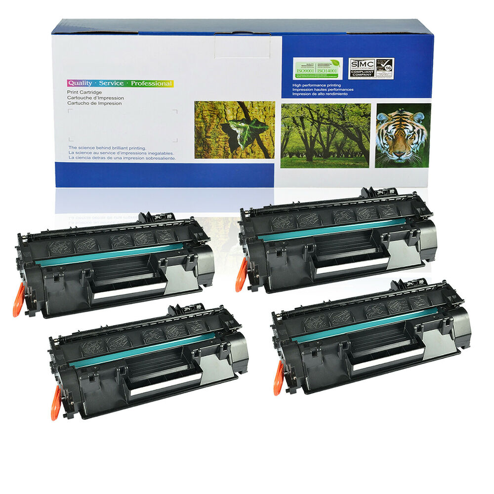 CE505A 05A Toner Cartridge Compatible For HP Printer