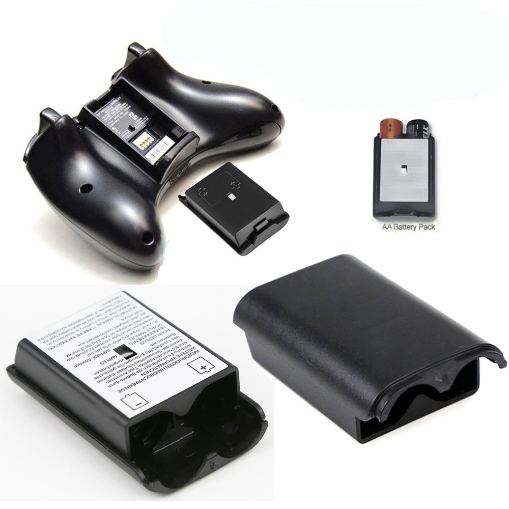 how to clean xbox 360 controller battery pack