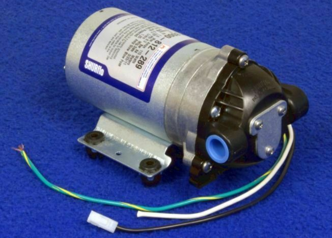Nss 48 9 4591 Pump 120 Psi 115 Volts Pony 20 Sca Carpet