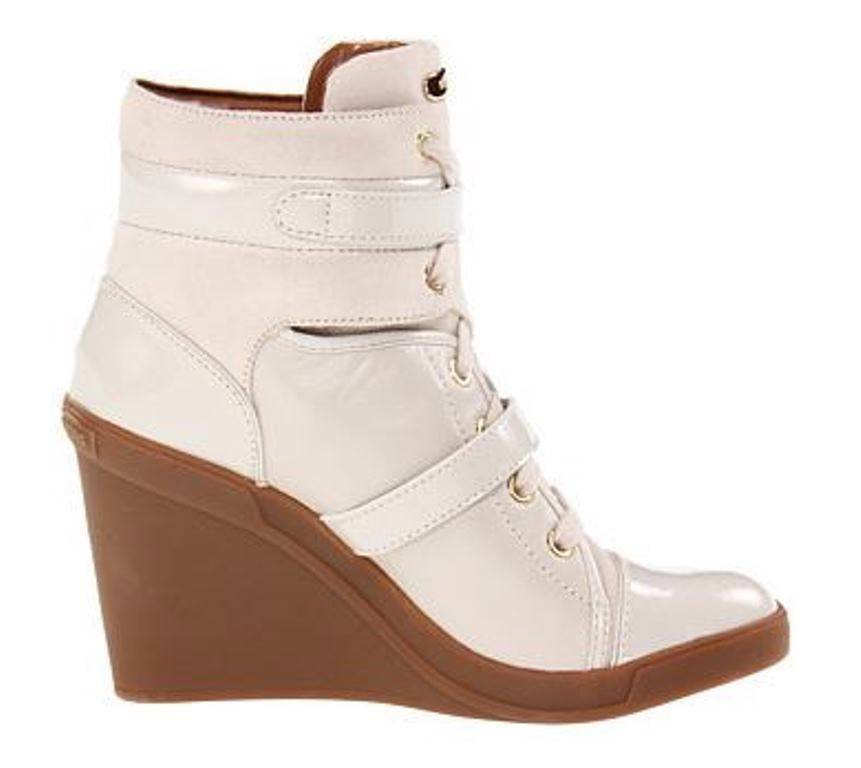 s shoes michael kors skid wedge top fashion sneakers