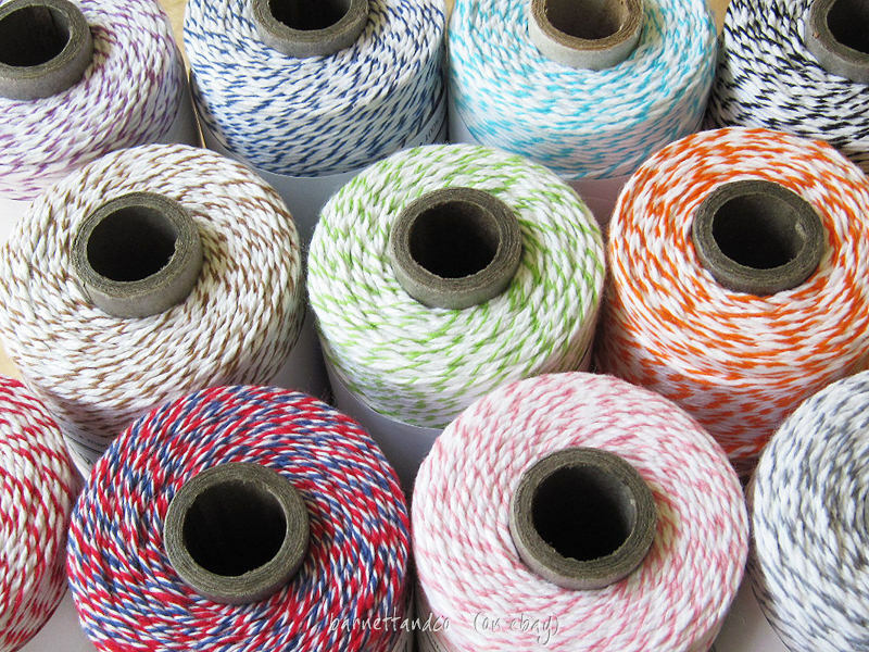 Divine Twine Colored Baker's Twine - Choose Your Color ...