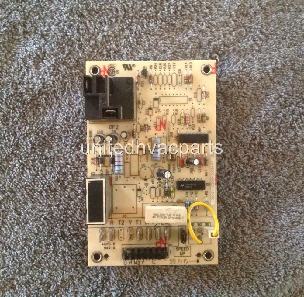 Carrier Bryant Ceso130024 01 Fan Circuit Control Board