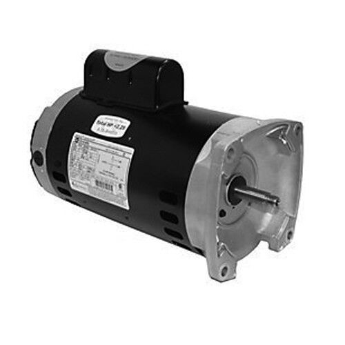 Ao smith swimming pool motor usq1202 square flange 2 hp for Square flange pool pump motor